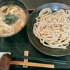 調布の「武蔵野うどん いちや」で豚肉ときのこたっぷりのつけ汁うどんを食べて野川ウォーク