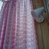 ☆娘のベッドサイドのランプ