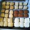 【検証】色々な粉でクッキーを作って食べ比べてみました