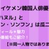 イケメン韓国人俳優「カン・ハヌル」と「パン・ソンフン」は瓜二つ!?【※同一人物ではありません】