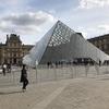 ユーロスターに乗って、ルーブル美術館へ。フランス旅行記 1日目 パリ