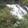 知床オシンコシンの滝で休息