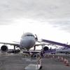 【旅行記】コナー羽田|ハワイアン航空エクストラコンフォート搭乗記復路編-子連れ2017年ハワイ島旅行