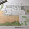 伊丹の家 植栽計画