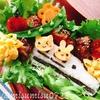 【キャラ弁】新幹線でお出かけ弁当