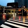 雨の日本橋