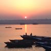 インド・バラナシ ー誰が撮ってもいい写真が撮れるホーリープレイスー