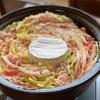 【レシピ】カマンベール入りミルフィーユ鍋