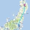 岩手の旅①夜行バス&早池峰(はやちね)山 2017.6月