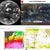 【台風情報】台風25号の東には台風26号のたまごが!ただ、ヨーロッパ中期予報センターの予想ではこの台風の卵は今のところ東経180度は超えず、『越境台風』とはならない見込み!!