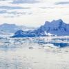 【絶景】南極の氷山の最深部が海面に出現!!!絶対、未知の生物とか眠ってる!!!!!