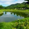 魚沼の里の池(仮称)(新潟県魚沼)