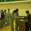 役員(学級委員長)任命式 4月11日