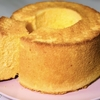 材料費たったの170円!究極の節約『チーズシフォンケーキ』の作り方