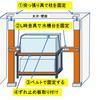 2×4アジャスターを使った簡単に出来る水槽の耐震対策!!