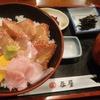 大手町【ニユートーキヨー 庄屋 大手町ビル店】スペシャル丼(マグロ漬丼) ¥890