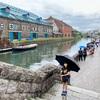 おたる水族館のおかげで雨の日でも大満足の小樽観光。