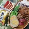 No.178 豚肉生姜炒め弁当