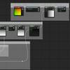 【UE4.20.3】ラスタースクロールマテリアルを作成/解説の回