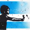 あのイギリスのストリートアーティストの「imbue」にインスタグラムでいいねもっらたよ!新作はスプレー&ステンシル作品の紹介