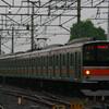 8月30日撮影 武蔵野線 東浦和駅 貨物列車と武蔵野線普通列車 ①