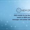 ナノウォレットのDNSモジュール