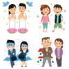 日本の世代の名称と世代別人口、簡単な特徴(2019年)