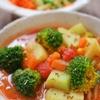 ダイエットの救世主?野菜スープ