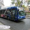 私の街のバス事情 in カナダ