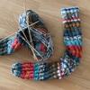 Opal毛糸で編み物🧶スパイラルソックス🧦 その後