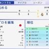 FIFA19キャリアモード、MF編1年目終盤。