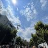 東京五輪なので、写真を撮影してみた(1) 〜ブルーインパルス〜