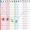 カラダ予報  「気圧低下から気圧上昇」「気温上昇と低下と気温差」