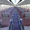 CI199&198  Economy Class KMJ-KHH  B737‐800   2017 Mar  チャイナエアライン199便&198便 エコノミークラス 熊本‐高雄 搭乗記
