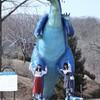 恐竜に会ってきました