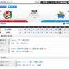 2019-05-10 カープ第36戦(マツダスタジアム)●2対6 DeNA(17勝18敗1分)床田で貯金失敗。打線も沈黙