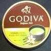 GODIVA(ゴディバ)宇治抹茶とバニラにチョコレートソースを添えて!アイスとして再現したコンビニ限定のアイス商品
