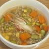 失敗しない五穀米レシピ#14 枝豆ともち麦のスープ(ダイシモチ)