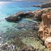 #138 ゴゾ島とコミノ島に行ってみた。 (2010.5)
