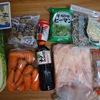 6月の食料品の買い物(2017.6)上旬