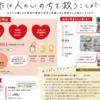 祈りの献血、命の輸血
