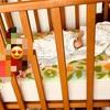 【育児】第二子以降の赤ちゃんのリビングでの居場所問題 ~我が家の試行錯誤の経緯まとめ~ 【3歳差育児】