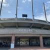 千葉県立柏の葉公園野球場(千葉県柏市)