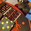 2021.2.14 宇野樹君のTwitterより チョコレートの写真、美味しそう!!!