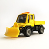 Mercedes-Benz UNIMOG SNOWPLOW