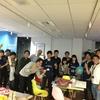 サッカー日本代表vsオーストラリア代表戦、Locoオフィスで観戦しました!