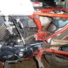 TY80レーサー キャブ清掃と点火時期調整