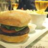●ロンドン「ヒースロー空港」でハンバーガー