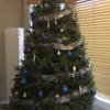 カナダの母とクリスマスとクリスマスツリー