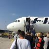 【Finnair】AY912便ビジネスクラス搭乗記(TXL→HEL)